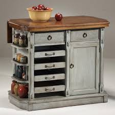 unique kitchen island made from an old buffet awesome kitchen