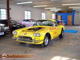 1969 corvette for sale canada 1958 chevrolet corvette for sale carsforsale com