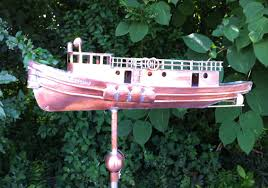 francis turacomo erie canal tug working boat weathervane cape