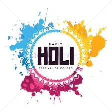 happy holi festival vector image 1995731 stockunlimited