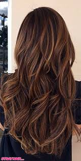 beautiful chocolate and caramel balayage hair u2013 strayhair