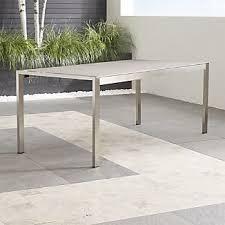 modern dining tables modern dining tables crate and barrel