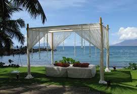 wedding chuppah rental wedding ideas bamboo wedding chuppahs at beachfront weddings