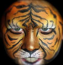 the tiger painting funtastic faces and