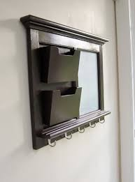 Wall Hanging Mail Organizer Office Mail Organizer Wall Mount Home Design Ideas