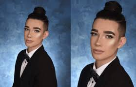 highschool year book high school senior s fierce yearbook photo goes viral lgbtq nation