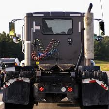 led work lights for trucks round led truck and trailer lights 4 led brake turn tail lights
