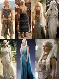 khaleesi costume a few of daenerys costumes one of my favourites is the second