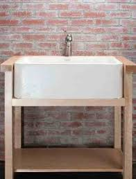 Free Standing Sink Kitchen Verona Ceramic Belfast Floor Mounted Freestanding Bathroom Basin