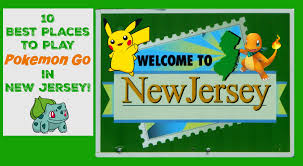 Jackson New Jersey Weather Six Flags 10 Best Places To Play Pokemon Go In New Jersey Things To Do In