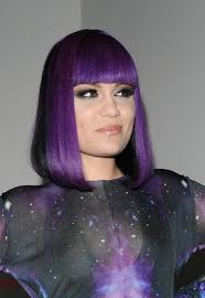 Deep Purple Color Stylish Design Purple Hair Color Pictures Rock Your Hair With Deep