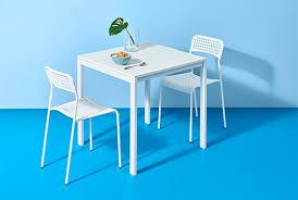 table cuisine ikea ensemble tables et chaises pas cher ikea