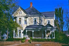 victorian queen anne style house in selma alabama steven