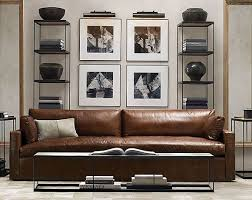 Living Room Settee Furniture by Best 25 Restoration Hardware Sofa Ideas On Pinterest