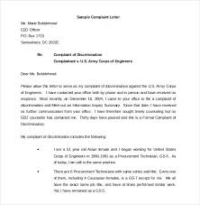 complaint letter example how to write a formal letter of