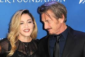 Bad Boys Sean Penn Are Sean Penn And Madonna An Item Again After All These Years