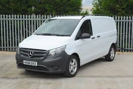used mercedes benz vito vans for sale motors co uk