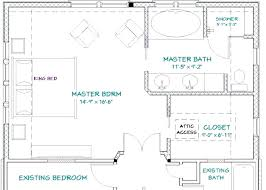 master bed and bath floor plans master bedroom and bathroom floor plans master suite floor plans for