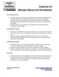Entry Level Administrative Assistant Resume Resume Career Objective Examples Administrative Augustais