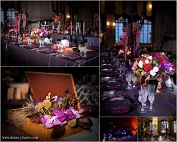 Halloween Themed Wedding Decorations by Wedding U2013 Diana Royter Photography Blog