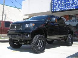 toyota trucks sa toyota tundra bulletproof suspension toyo open country mts