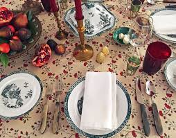 holiday entertaining ideas nathan turner architectural digest