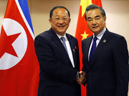North Korea North Korea Warned By Us U0027we Are Not Playing Anymore U0027 As Un