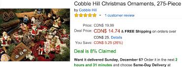 Canada Christmas Ornaments Amazon Canada Today U0027s Deals Save 32 On Ravensburger Busy Airport