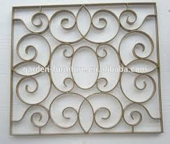 home wall decor scroll design ornamental modern window grills