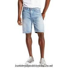 mens light blue shorts men levi s 501 paddington denim shorts light blue product 86 64