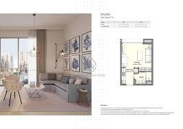 floor plan studio type plan una apartments studio type st a