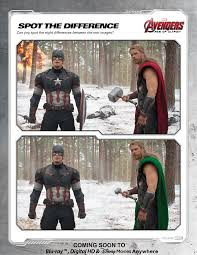 avengers spot the difference 2 disney movies