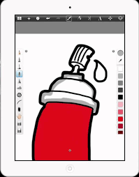 drawing in sketchbook pro for ipad youtube
