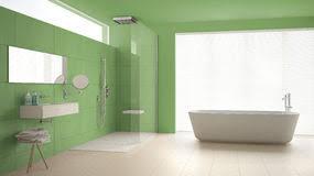 Minimalist Bathtub Simple Minimalist Bathroom Stock Image Image 35736491