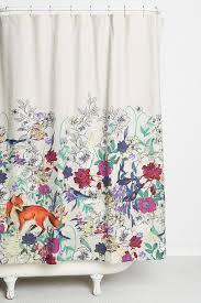 http www modularhomepartsandaccessories com plum bow forest critters shower curtain