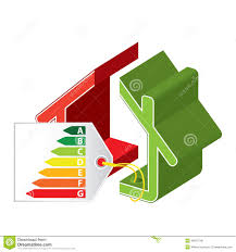 house symbol energy performance scale stock photos images