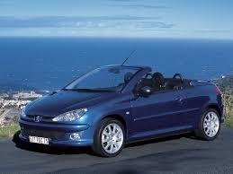 peugeot cabriolet 206 peugeot 206 cc 2003 pictures information u0026 specs