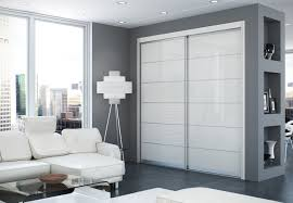 Sliding Glass Closet Doors White Bedroom Modern Sliding Glass Closet Doors Surripui Net