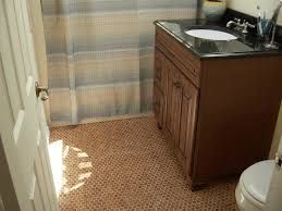 bath tiles ornamental decorative potted plant wide rectangular