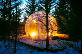 best place to watch the northern lights in canada inside the 5 million star bubble hotel in iceland where you can