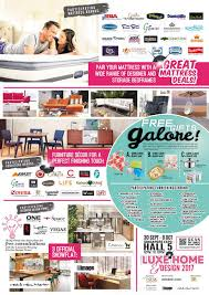 luxe home u0026 design 2017 at singapore expo from 30 sep u2013 8 oct 2017