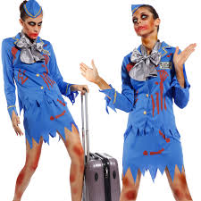 scary zombie halloween costumes scary ladies bloody zombie costume walking dead cosplay halloween