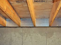 Basement Wall Insulation Options by Crawl Space Insulation With Silverglo In Ohio Crawl Space Wall