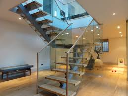 Timber Handrails And Balustrades Spinal Staircase Sussex F L I G H T D E S I G N