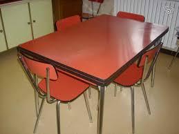 table de cuisine formica table de cuisine maison design wiblia com