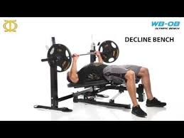 Powertec Weight Bench Powertec Olympic Bench Wb Ob11 From Fitnessfactoryoutlet Com Youtube