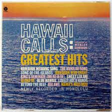 hawaii photo album webley edwards with al kealoha perry hawaii calls greatest hits