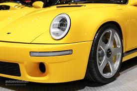 porsche ruf rt12 ruf testing three incarnations of electric porsche 911 autoevolution