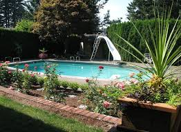 Pool Garden Ideas 11 Best The Best Inground Pool Landscaping Ideas Images On