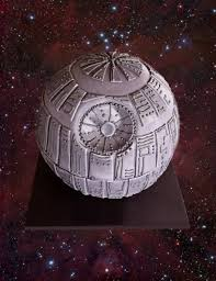 Pottery Barn Death Star Death Star Cake Tutorial She Uses Bowls But I U0027d Go Ahead And Use